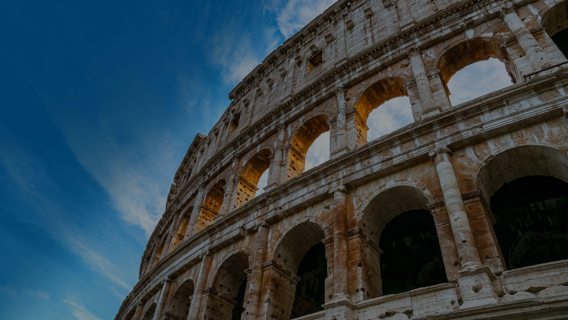 Insure your trip to the Roman Colosseum