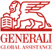 Generali Global Assistance logo red