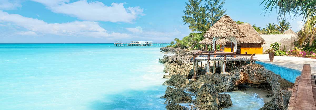 Zanzibar dream vacation destination